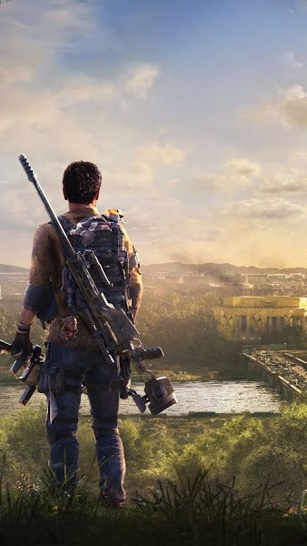 The Division 2 Agents Washington Dc 4k 3840x2160 Wallpaper Game Wallpaper Iphone Girl Iphone Wallpaper Gaming Wallpapers