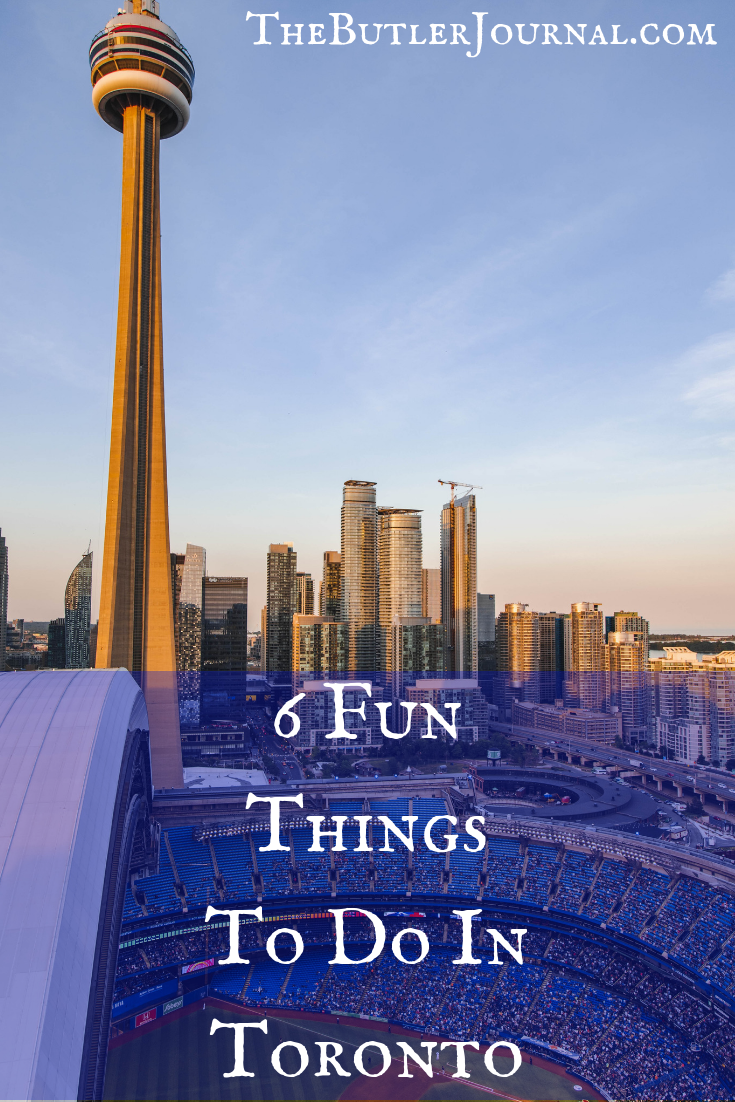 6 fun things to do in toronto travel around the world travel rh pinterest com