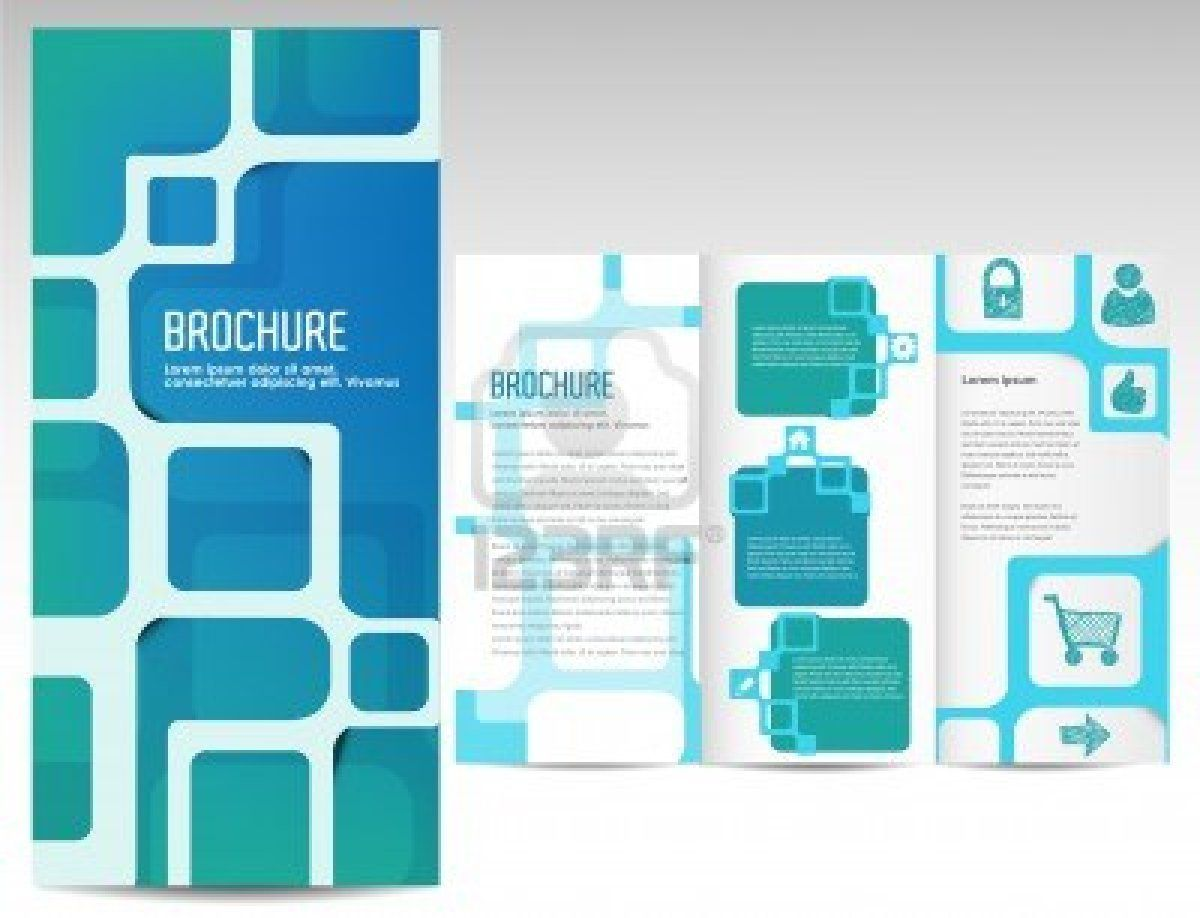 publisher brochure templates free download