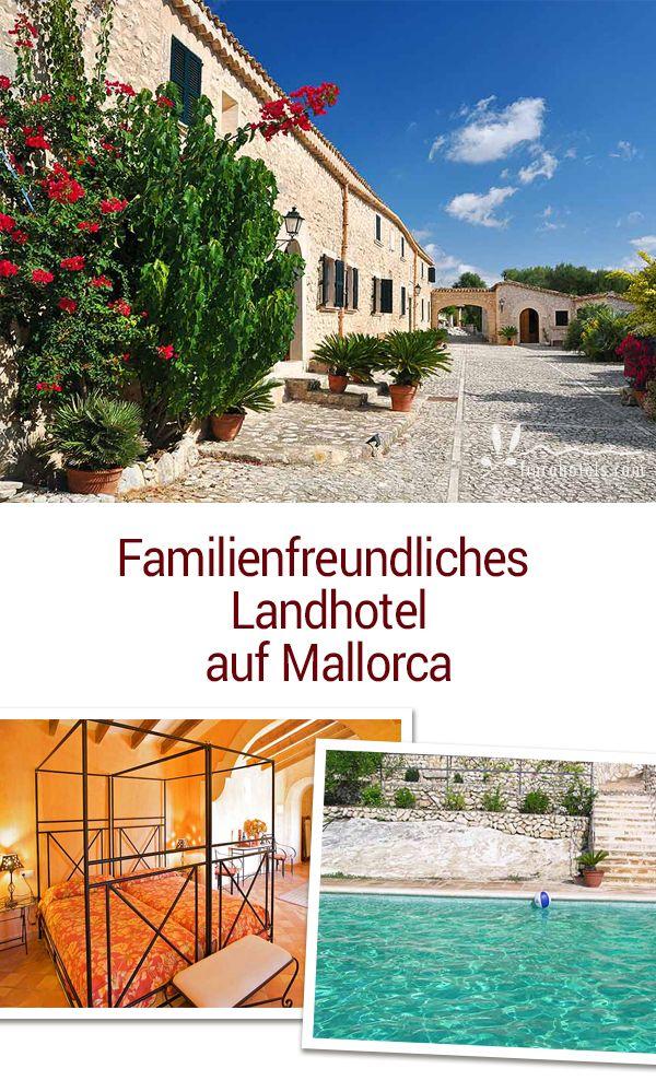 Das Hotel Es Puig Molto Ist Das Ideale Landhotel Fur Familien Die