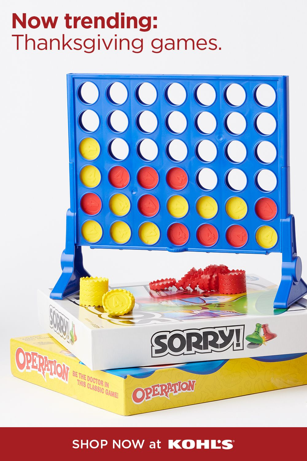 Find Fun Games For The Family At Kohl S In 2020 Dollar Tree Crafts Thanksgiving Games Family Entertainment