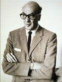 Photo of the master himself, Luis Barragan.