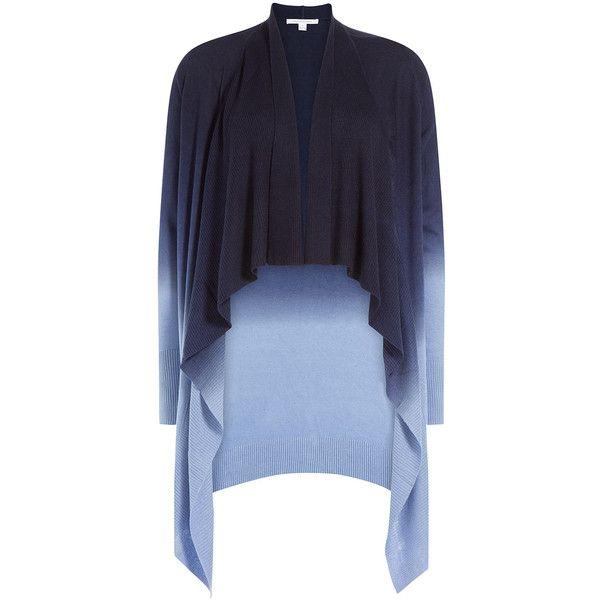 0067df1276ab Diane von Furstenberg Silk-Cashmere Cardigan ( 260) ❤ liked on Polyvore  featuring tops