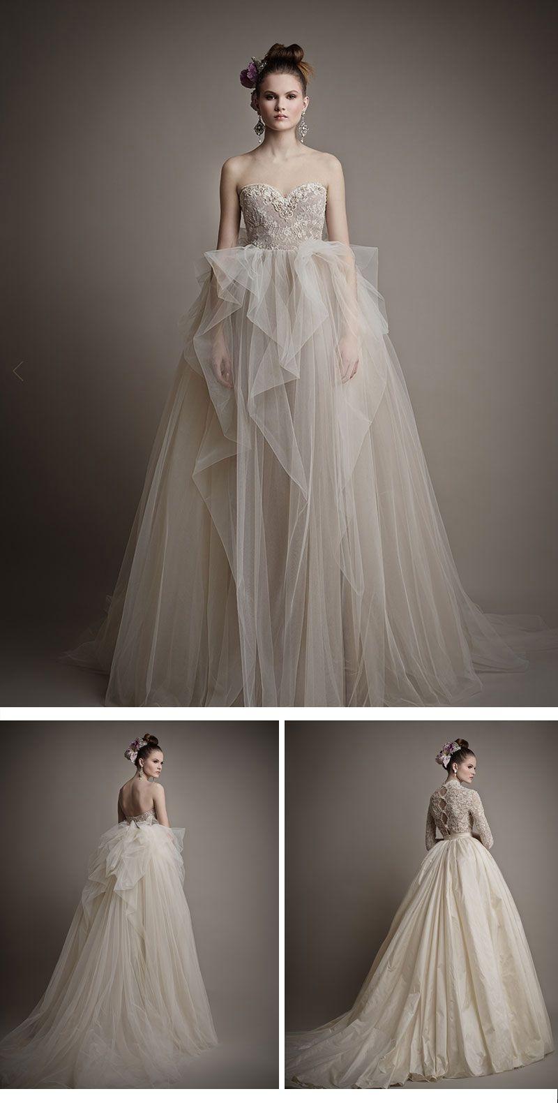 Glamouröse Ersa Atelier Brautkleider Kollektion 2015 | Atelier ...