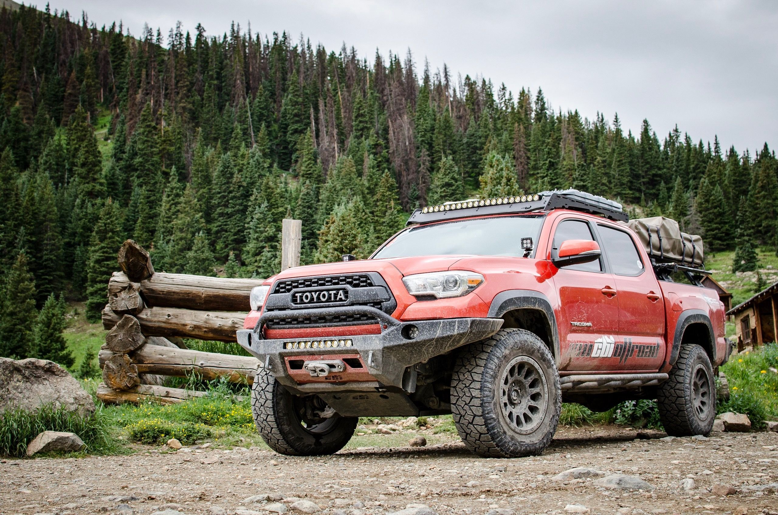 t3 tacoma front bumper cbi offroad fab your solution for outdoor rh pinterest com