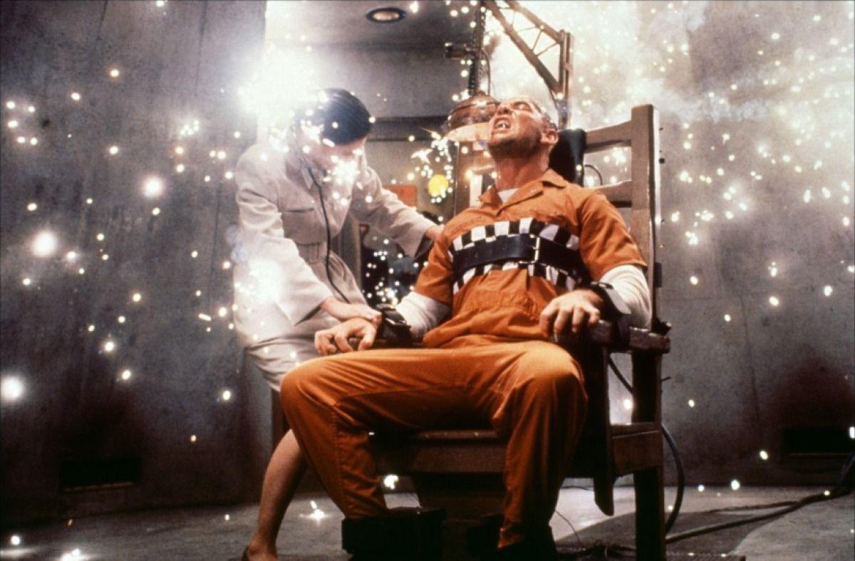 La chaise lectrique l invention au service de la mort - Execution en direct chaise electrique ...