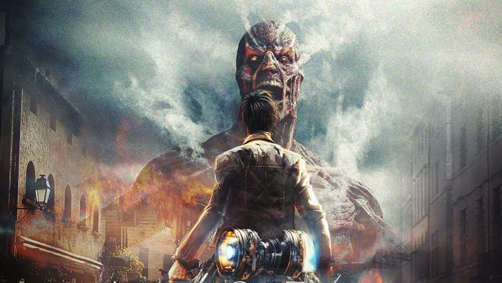 Warner Bros Are Working On A Live Action Attack On Titan Movie Live For Films Attack On Titan Live Action Titans