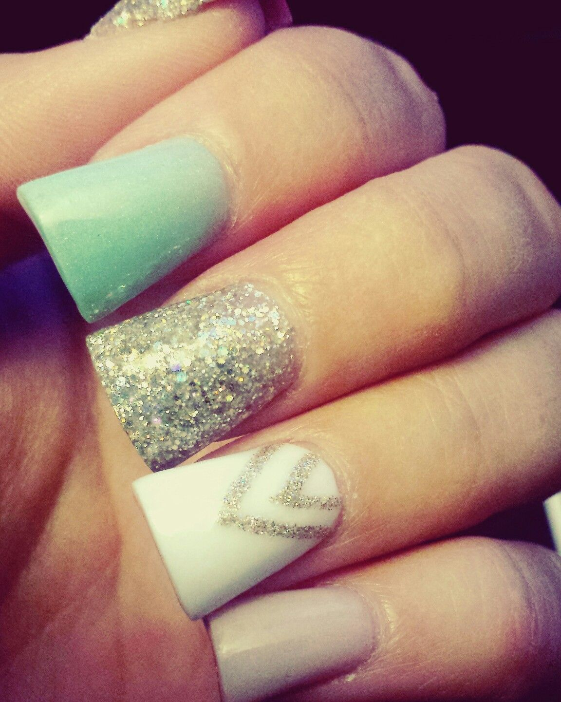 Pin On Acrylic Nails Annielerwill