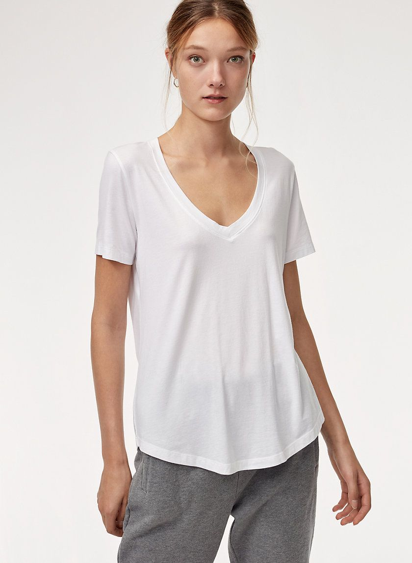 0c2be08232d636 The Group by Babaton FOUNDATION V-NECK