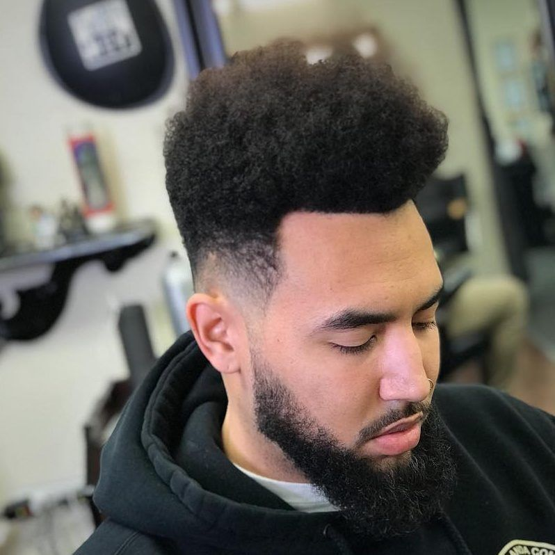 Cool Haircuts For Black Men Long Hairstyles For Men Pinterest