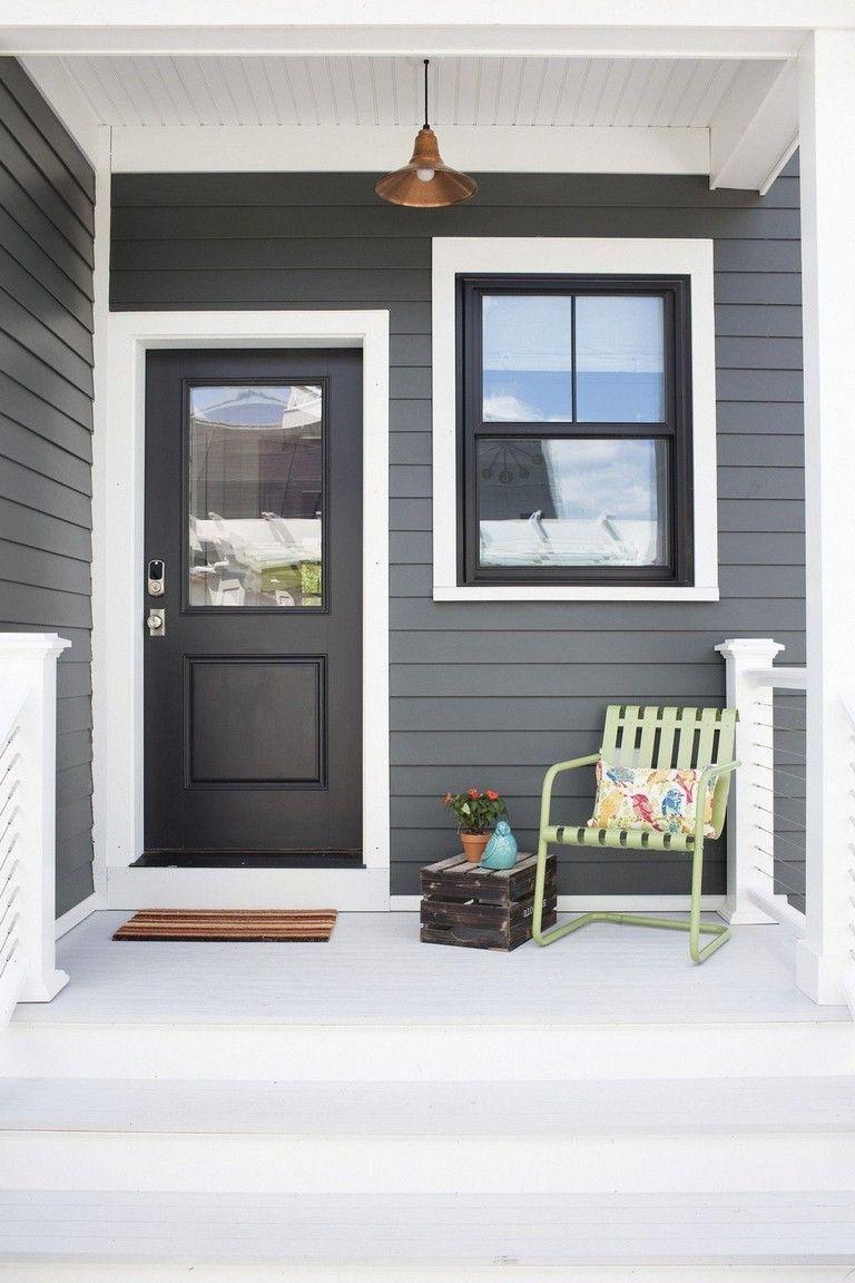38 cool trendy paint colors for minimalist houses home decor rh pinterest com