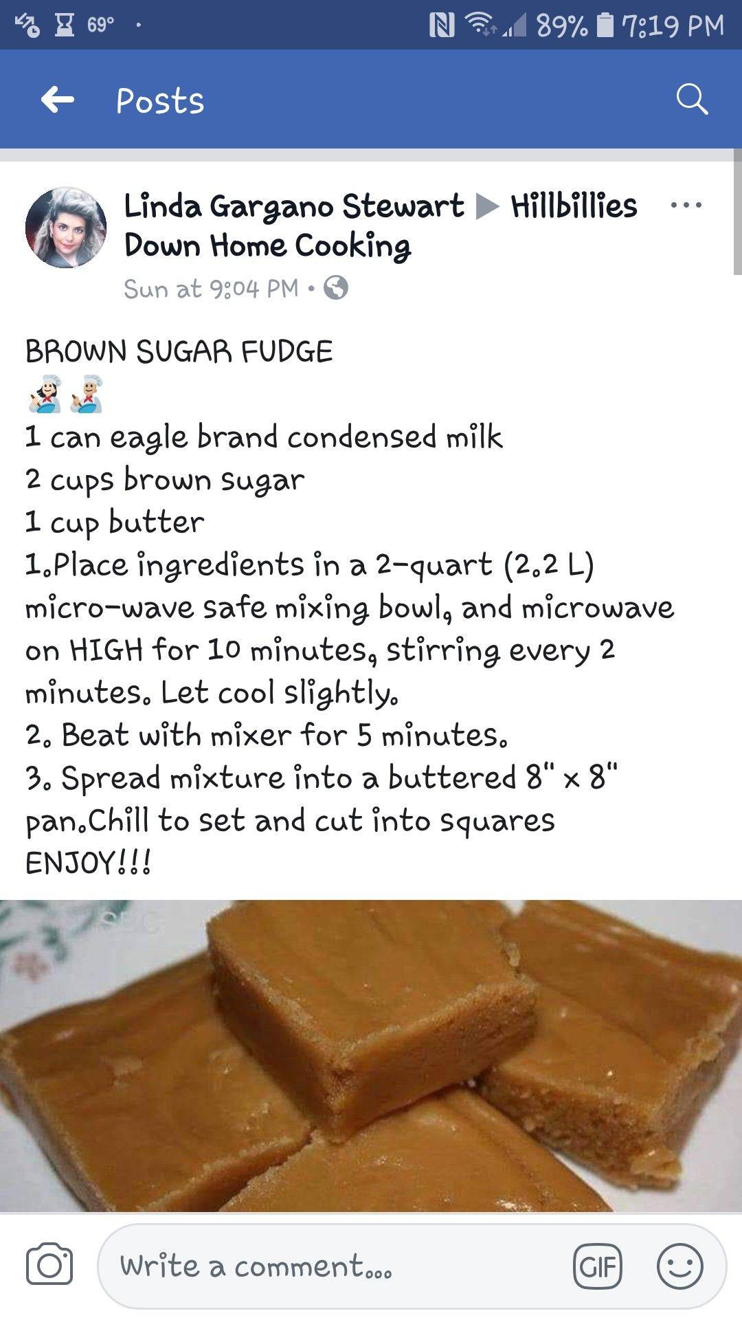 Brown sugar fudge brown sugar fudge fudge with