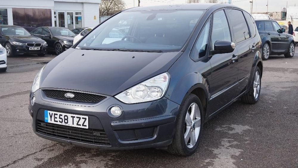 2008 Ford S Max 1 8 Tdci Titanium 5dr 6 Speed Used Ford Essex