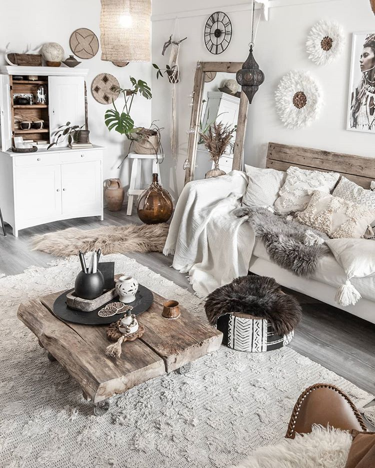 "Photo of Scandi-boho interior on Instagram: ""Today we had a fun easter photoshoot for our shop @karahkatdesign . I also updated our website a little, go check it out! ✨  Happy weekend…"""