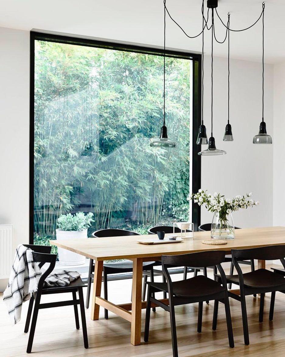 Gorgeous @derek_swalwell Styling @HeatherNetteKing for @houseandgarden #interiors #spaces #dining by thelittleinterior