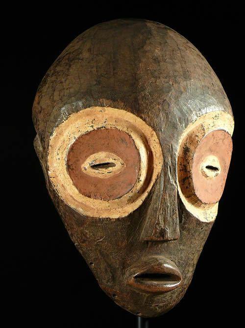 masque africain zaire