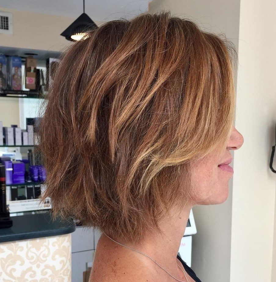 50 Choppy Bobs You Have to See - Hair Adviser