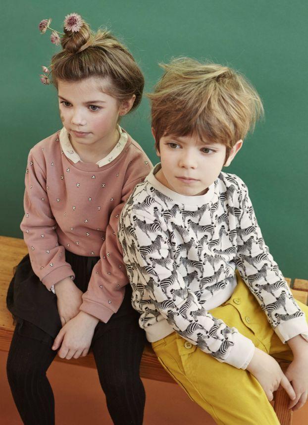 Kids Fashion Emile Et Ida Fall Winter 2015 Collection