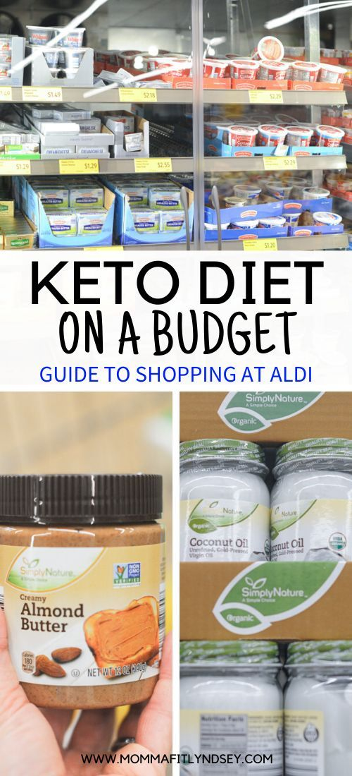 55 Keto on a Budget Food Items From Aldi - Momma Fit Lyndsey #ketodietforbeginners