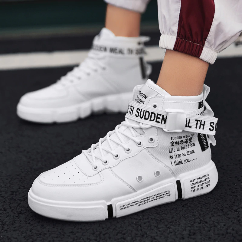 Mens fashion casual shoes, Sneakers