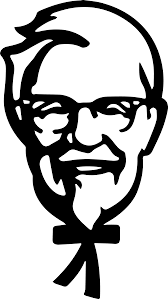 Kfc The Influencer Subway Art Printables Chicken Drawing Cute Food Drawings