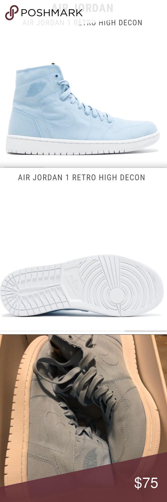 air jordan 1 retro high decon