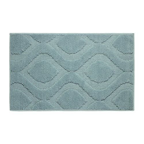 bathroom rugs ideas jean pierre mia plush micropolyester textured rh fi pinterest com