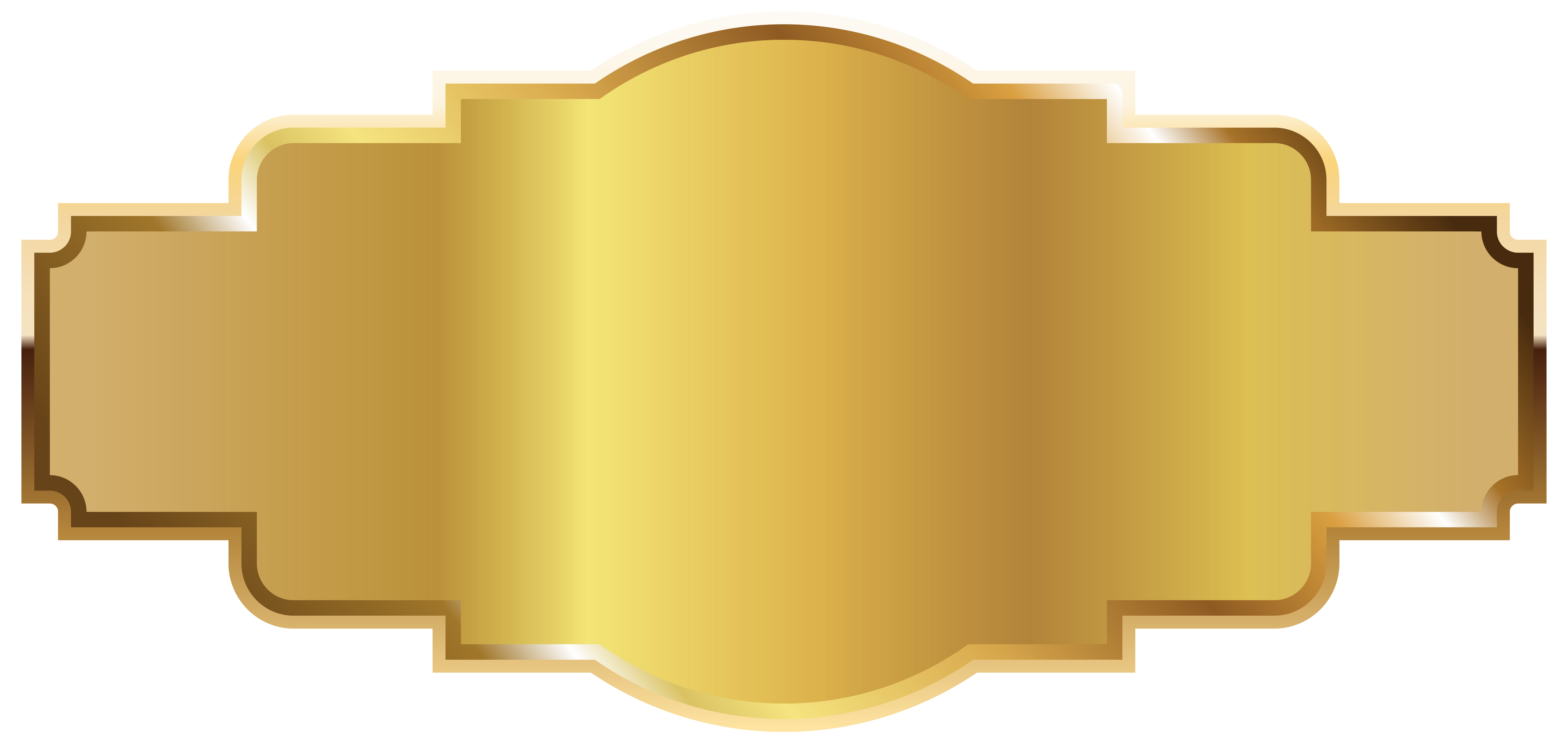 Gold Label Template Png Image Gallery Yopriceville High Quality Images And Transparent Png Free Clipart Png Images Free Clip Art Gold Labels