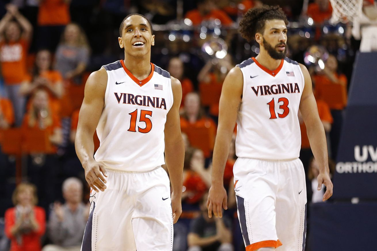 best website e4a3c 9ff3a Malcolm Brogdon & Anthony Gill | Your Pinterest Likes | Uva ...