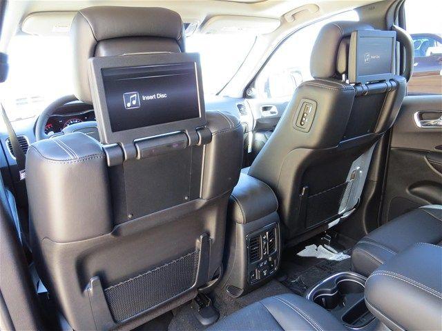 Dodge Durango Accessories >> 2014 Dodge Durango Citadel Blu Ray Player Anyone Dodge