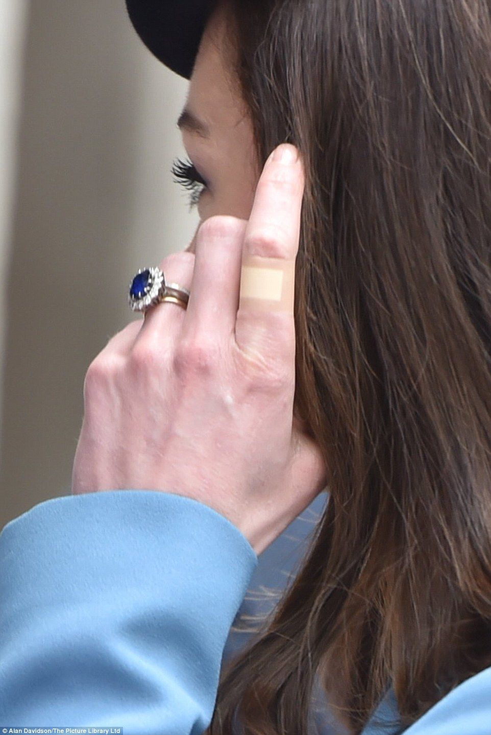 Kate Middleton marks the 75th anniversary of the RAF Air Cadets ...