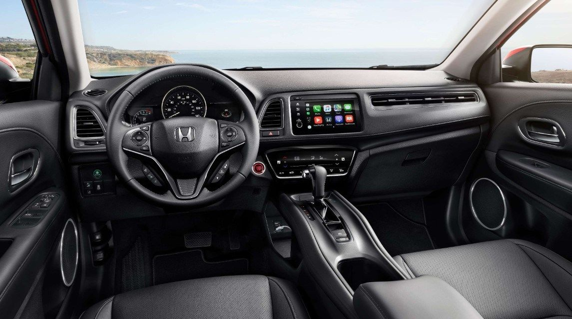 2019 honda vezel stylish cabin and more feature inside rh pinterest fr