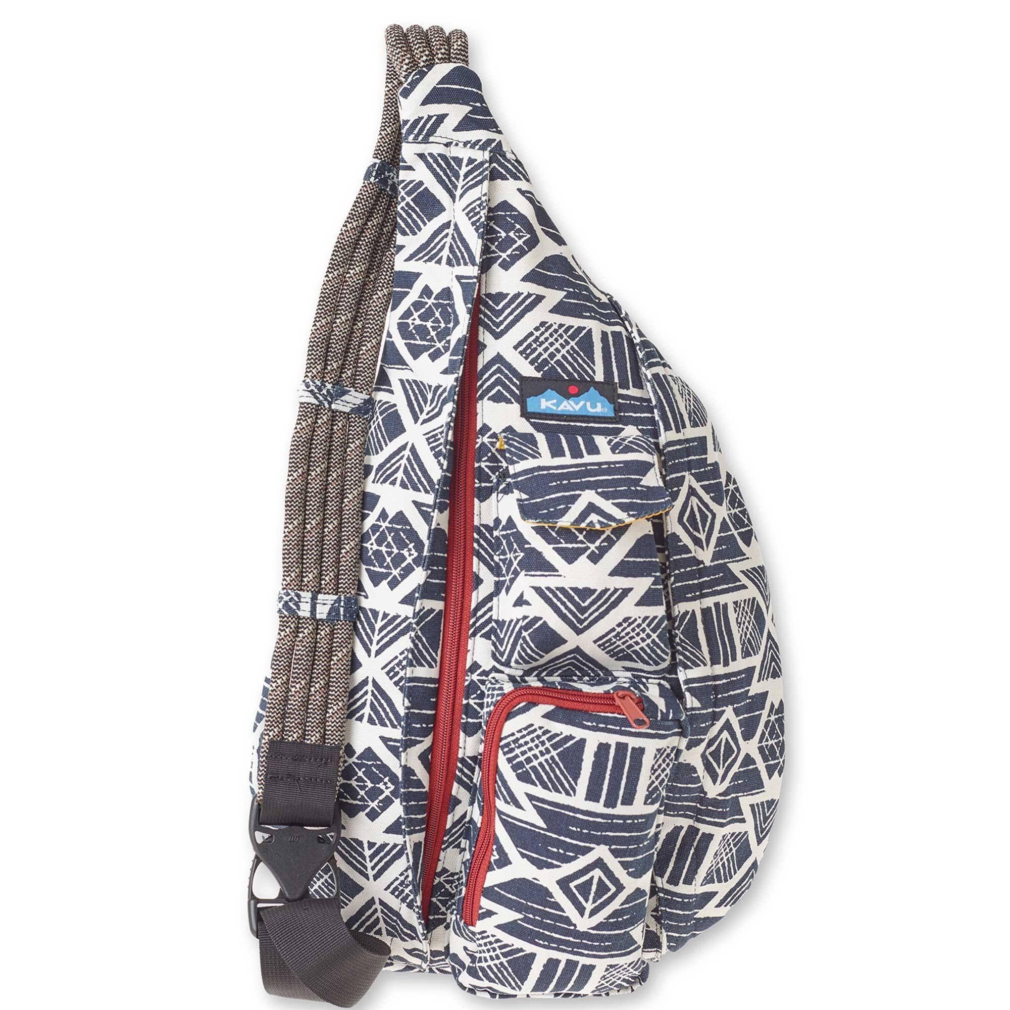 KAVU Women's Rope Shoulder Bag (Canvas)