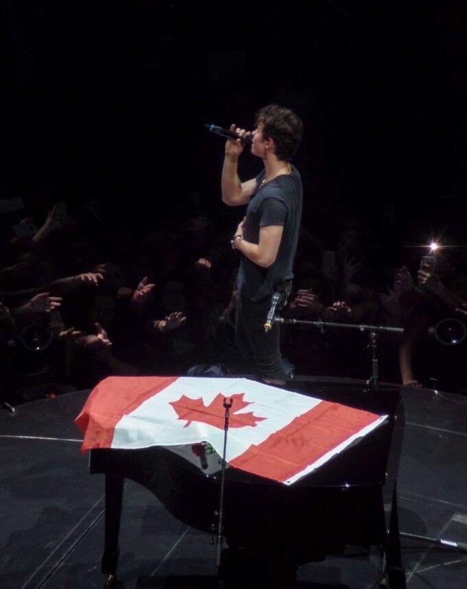Shawn at Montreal