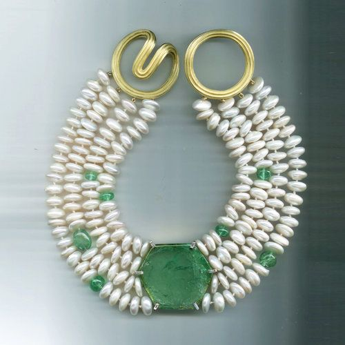Photo of Necklaces — CHRISTOPHER WALLING JEWELRY