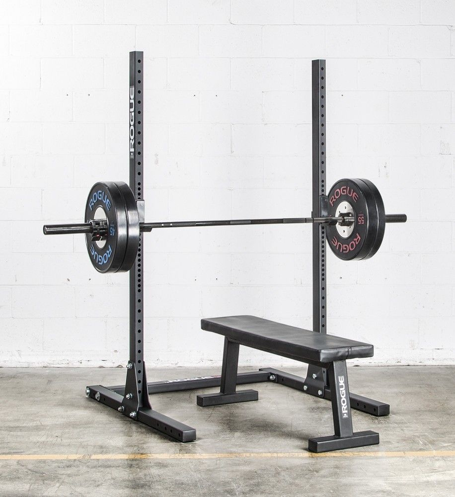 Rogue S-1 Squat Stand 2.0 - Weight Training - 72\