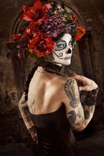 Strange The O39Jays Halloween And Day Of The Dead On Pinterest Short Hairstyles For Black Women Fulllsitofus
