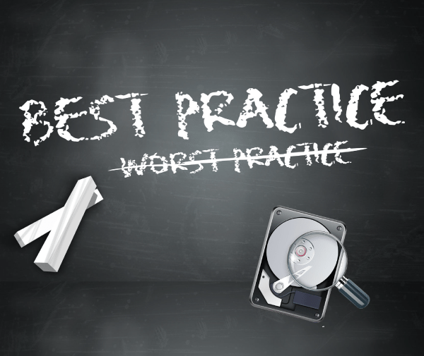 Best Practices for Data Recovery