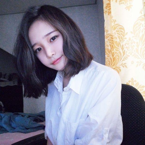 adolescente coréenne cheveux courts 2017 Cheveux courts