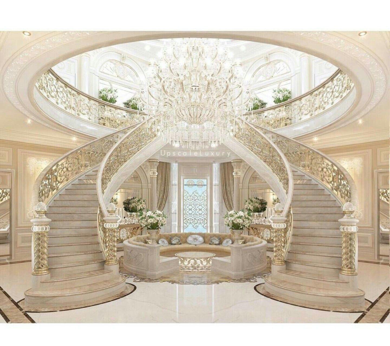 Luxury Rooms, Mansion Interior