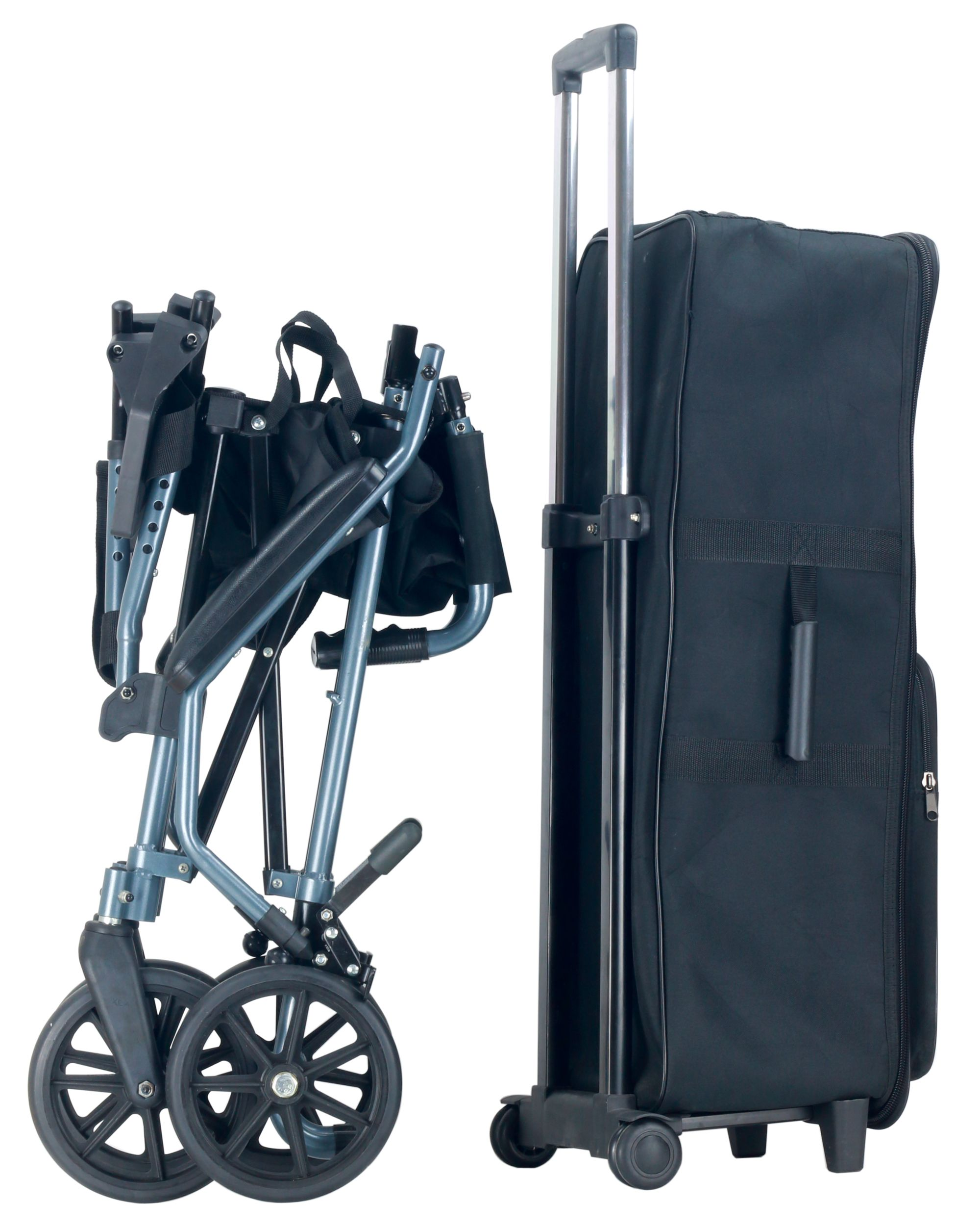 Travel Lite Transport Wheelchair in a Bag | Transport chair