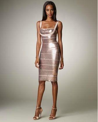 Herve Leger Bandage Dress. <3