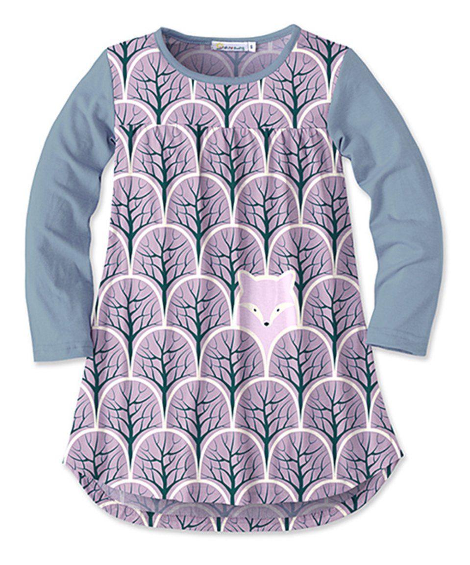 Take a look at this sunshine swing dusty purple u blue tree u fox
