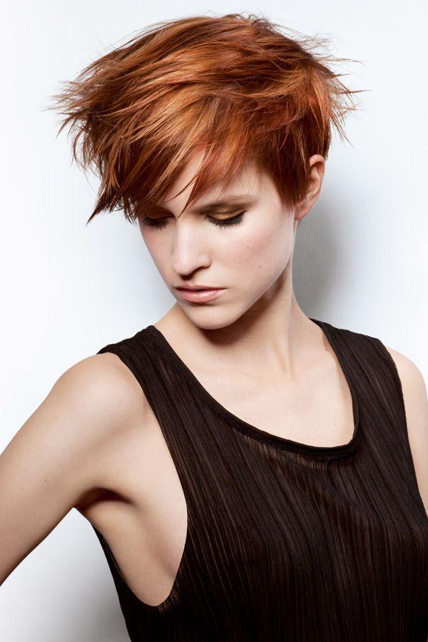 Kupfer haarfarbe kurze haare | Frisuren Trend 23 | Frisuren ...
