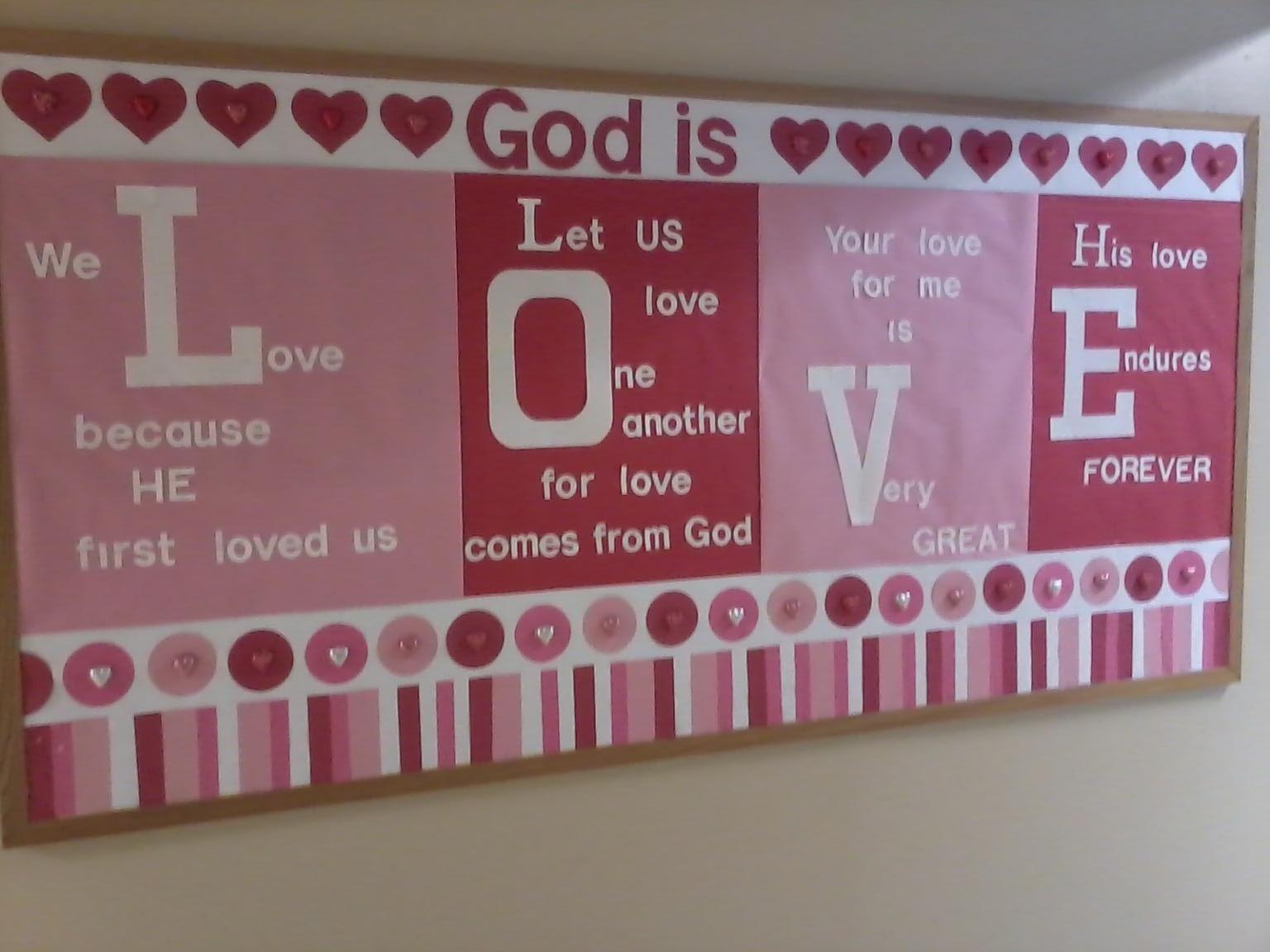310 best Church Bulletin Boards images on Pinterest
