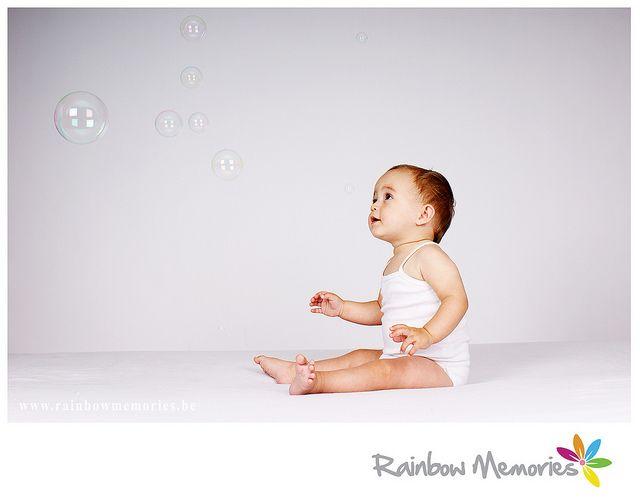 Rainbow Memories Photographie Photographe de bébé