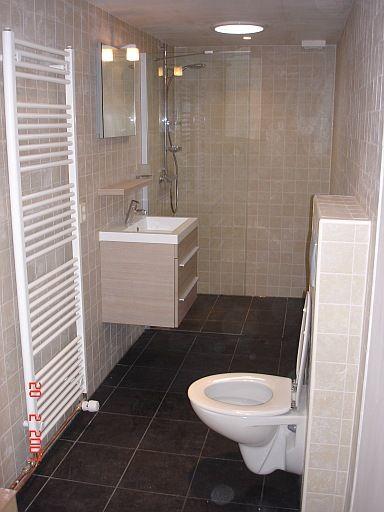 kleine badkamers voorbeelden - Google zoeken   allerlei   Pinterest ...