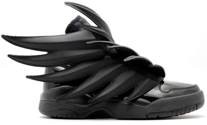 best service b1bbc 43bd1 adidas JS Wings Batman