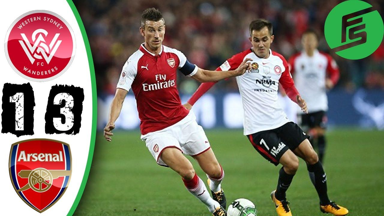 Western Sydney vs Arsenal 13 Highlights & Goals 15