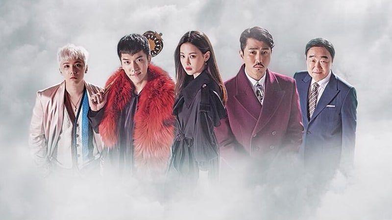 85 Drama Korea Genre Fantasy Bertema Comedy Romance Terbaik 2020 Drama Korea Drama Korea